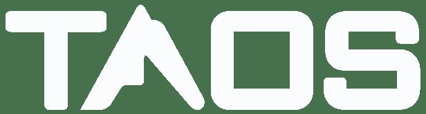 TAOS_logo_white
